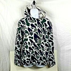ADIDAS N.E.R.D Champ Hoodie Long Sleeve Pullover